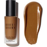 Makeup Bobbi Brown Skin Long-Wear Weightless Foundation SPF15 #6.75 Golden Almond