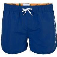 Herrkläder Muchachomalo Solid Boardshorts - Navy