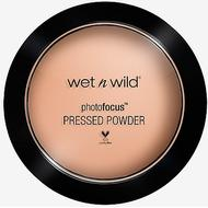 Makeup Wet N Wild Photo Focus Pressed Powder #821E Neutral Beige