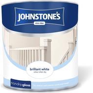 Metal Paint Metal Paint price comparison Johnstones Non Drip Gloss Wood Paint, Metal Paint White 2.5L
