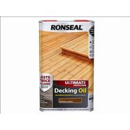 Oil Oil price comparison Ronseal Ultimate Protection Decking Oil Brown 5L
