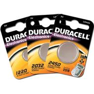 Button Cell Batteries Button Cell Batteries price comparison Duracell CR1220