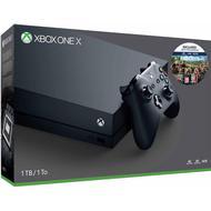 Spillekonsoller Microsoft Xbox One X 1TB - Black Edition