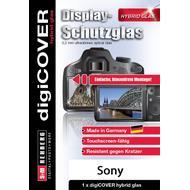 Kameratilbehør digiCOVER Hybrid Glas Sony DSC-RX100 II/III/IV/V