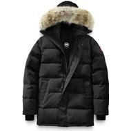 Jackor Herrkläder Canada Goose Carson Parka Black
