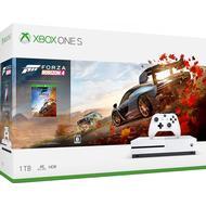 Spillekonsoller Microsoft Xbox One S 1TB - Forza Horizon 4