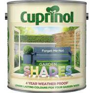 Wood Paint Wood Paint price comparison Cuprinol Garden Shades Wood Paint Blue 2.5L