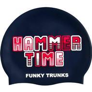 Våtdräktsdelar Våtdräktsdelar Funky Trunks Hammer Time Cap