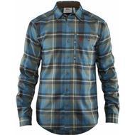 Flanell Shirt Herrkläder Fjällräven Fjällglim Shirt - Black