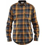Flanell Shirt Herrkläder Fjällräven Fjällglim Shirt - Deep Forest