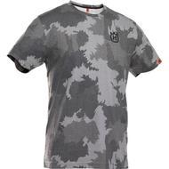 Herrkläder Husqvarna Xplorer T-shirt Short Sleeve Unisex - Forest Camo