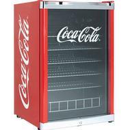 Køleskab Scandomestic High Cube Rød