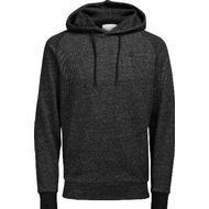 Hoodie Herrkläder Jack & Jones Classic Sweatshirt - Black/Black
