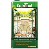 Oil Oil price comparison Cuprinol UV Guard Decking Oil Brown 2.5L