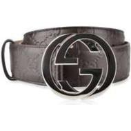 Bälte Herrkläder Gucci Leather Belt - Brown