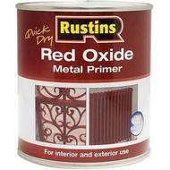Metal Paint Metal Paint price comparison Rustins Quick Dry Red Oxide Metal Paint Red 1L