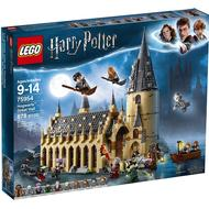 Toys price comparison Lego Harry Potter Hogwarts Great Hall 75954
