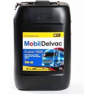 Motor oil Motor oil price comparison Mobil Delvac Super 1400 15W-40 20L Motor Oil