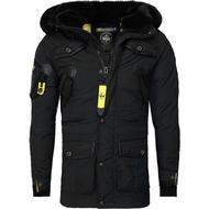 Jackor Herrkläder Geographical Norway Acore Parka - Black
