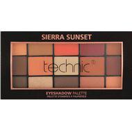 Makeup Technic X 15 Eyeshadow Palette Sierra Sunset