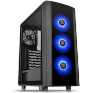 Miditower Datorchassin Thermaltake Versa J25 Tempered Glass RGB