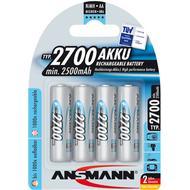 Camera Batteries Camera Batteries price comparison Ansmann NiMH Mignon AA 2700mAh Compatible 4-pack