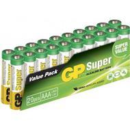 Watch Batteries Watch Batteries price comparison GP Batteries AAA Super Alkaline 20-pack