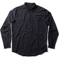 Skjortor Herrkläder Houdini Longsleve Shirt - True Black