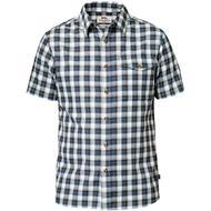 Flanell Shirt Herrkläder Fjällräven Singi Shirt SS - Uncle Blue
