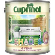 Wood Paint Wood Paint price comparison Cuprinol Garden Shades Wood Paint White 2.5L