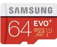 Samsung Evo+ MicroSDXC UHS-I U1 64GB