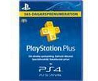 Sony PlayStation Plus Card- 365 Days