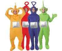 Jokers Masquerade Fancy Dress - Teletubbies Group Costumes