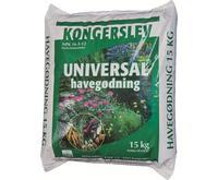 KONGERSLEV universal gødning, 15 kg
