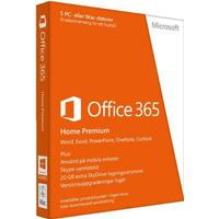 MICROSOFT OFFICE 365 HOME PREMIUM 32-BIT/X64