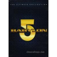 Babylon 5 Complete Collection (DVD)