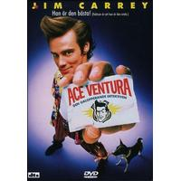 Ace Ventura - Den galopperande detektiven (DVD)