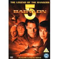 Babylon 5: Legend of the Rangers (DVD)