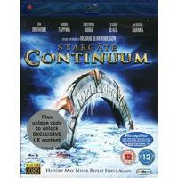Stargate Continuum (Blu-ray)