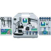 Bresser Optik Barnmikroskop Bresser Optik Junior 300X - 1200X Monokulär 1200 x