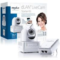Devolo dLAN LiveCam Starter Kit Powerline 200Mbps