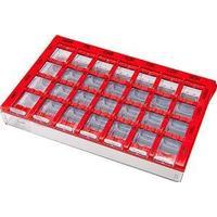 Swereco Dosett Maxi röd