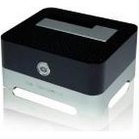 Conceptronic CHDDOCK 2,5/3,5 inch Hard Disk Docking Station USB 2.0 - Lagringskontrol - 2.5 / 3.5 delt - SATA 1.5Gb/s - USB 2.0