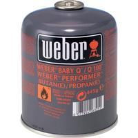 Weber Engangsgasdåse 26100 Fuld gasflaske
