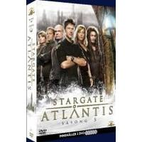 Stargate Atlantis: Säsong 5 (DVD 2007)