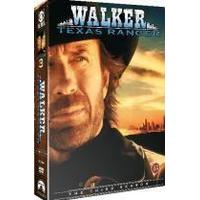 Walker Texas Ranger Säsong 3 (DVD)