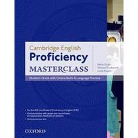 Cambridge English: Proficiency (CPE) Masterclass: Student's Book with Online Skills and Language Practice Pack (Övrigt format, 2012), Övrigt format