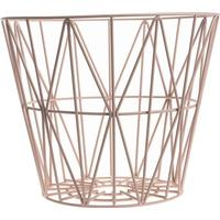 Ferm Living Wire 40cm Basket Korg