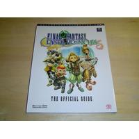 Guide - Final Fantasy Crystal Chronicles Spelguide till GameCube, Nytt!