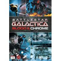 Battlestar Galactica: Blood and chrome (DVD 2015)